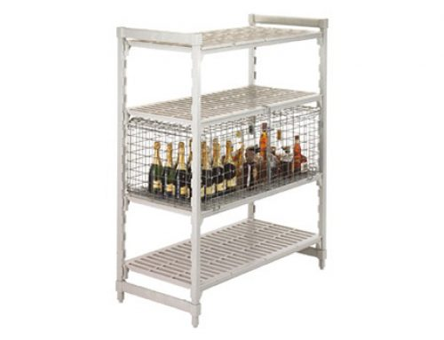 CAMBRO Camshelving Accessory Security Cage