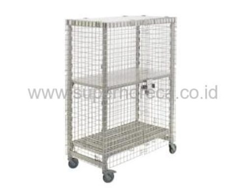 CAMBRO Full Wrap Mobile Security Cage