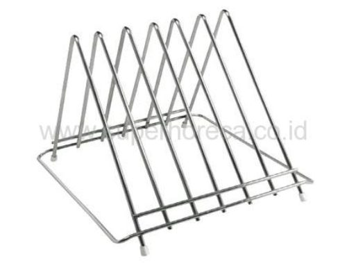 S/S Drying Rack for 6 Cutting Boards