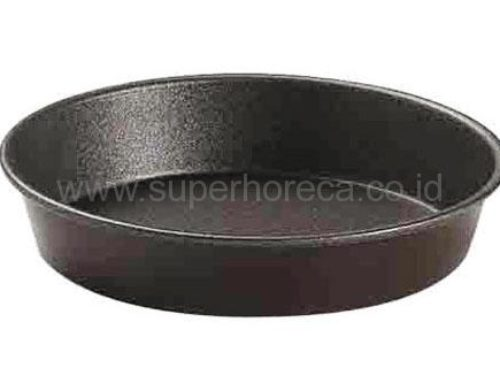 GOBEL Non-Stick Rd Plain Mould with Rolled Edges