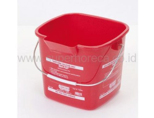 Sterile Pails red